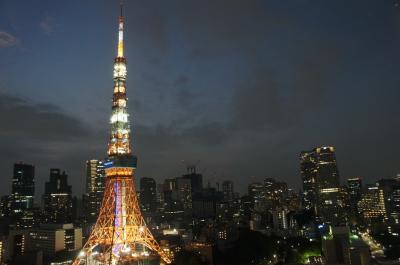 2018年7月灼熱の3連休は東京・大阪ホテルステイ(東京編) ~相方と休みが合わないので、近場で贅沢してきました。飛行機とかトータルで旅費を考えたらこういう遊びもアリかと ~