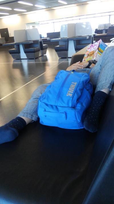 ウィーン空港。飛行機が飛ばない&免税がおかしい