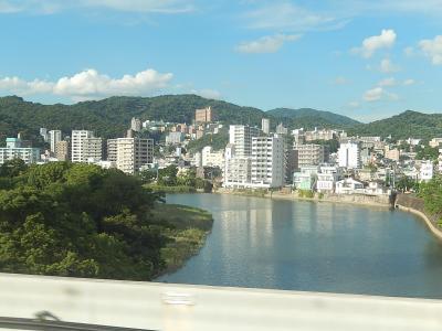 東京より博多までの久しぶりの新幹線の旅②新大阪より博多迄