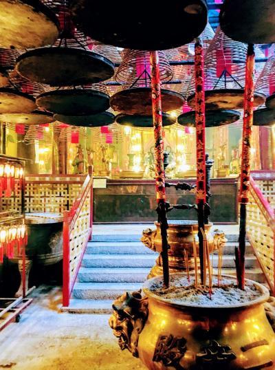 香港 寺廟 3日目 ラスト
