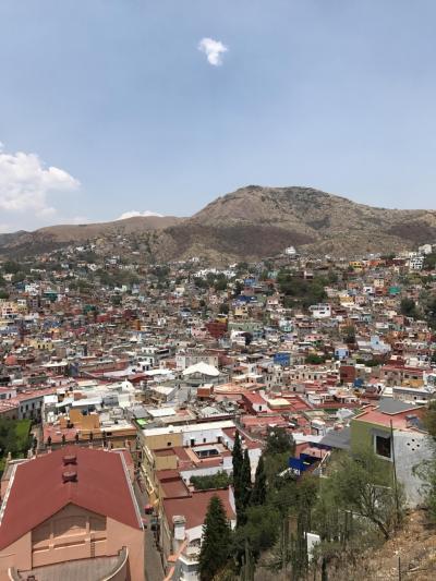 2017年5月 メキシコ旅行記① グアナファト、サンミゲル・デ・アジェンデ、ケレタロ編
