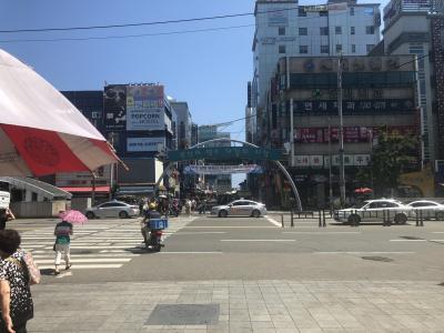 釜山 2018夏