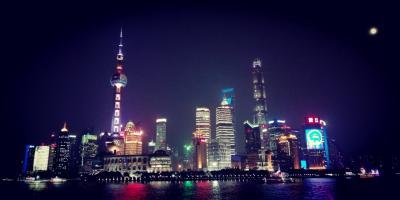 上海ディズニーと名所一式