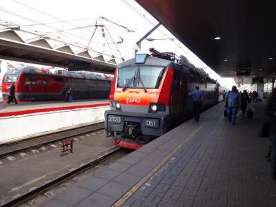 初めてロシア&ロシア⇔フィンランド列車旅⑥