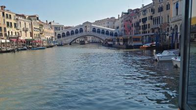 7/17 ヨーロッパ周遊30日 ベネチア滞在 (フィレンツェへ)