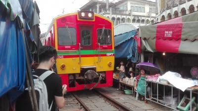 2018 10th Overseas Trip エアアジアで週末充実バンコク(カオヤイ国立公園&メークロン市場)