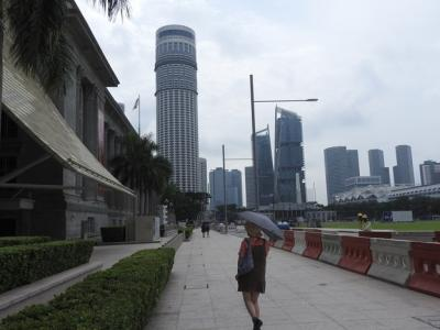 ひさしぶり シンガポール!