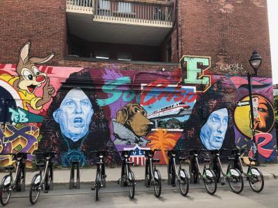 芸術の街:モントリオールのストリートアートレポート(2)