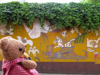 癒しを求めてリトアニア&ラトビアへ行ったはずが(8)荷物破損にもめげず、ヴィリニュスに溢れるアートを巡る