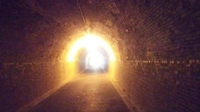 2018年G.W.  焼津1泊の帰りは蓬莱橋、明治のトンネル、日本平からの久能山などなど