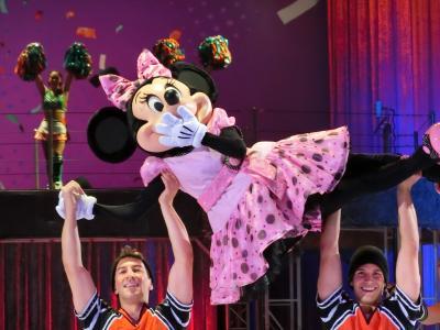 ディズニーオンアイス『ミッキーのスペシャルセレブレーション』に行って来ました