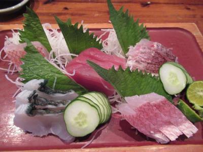 真夏の石垣島(3)ルートイングランティア石垣&話し好きのおやじさんのいる店で美味しい海の幸と島料理