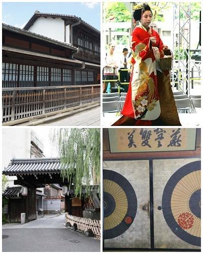 京都のもう一つの花街「島原」の街を歩く