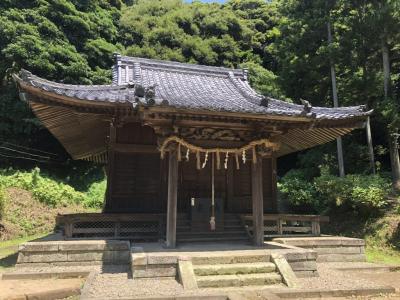 鎌倉の裏山 北のはずれ 今泉を歩く