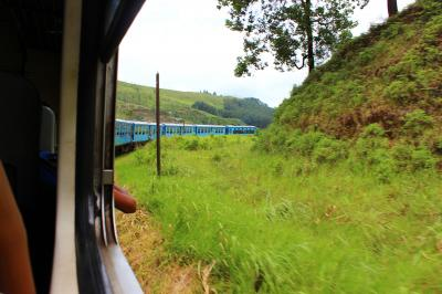 スリランカ~世界遺産と紅茶の旅~(2)ヌワラエリヤ