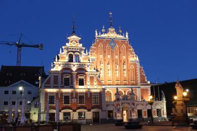 ③「バルトの宝石」ラトヴィア・リガの街歩き 北欧・バルトの旅 コペンハーゲン・ヘルシンキ・リガ・エストニアの旅