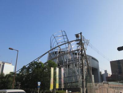 大阪でプーシキン美術館展と沖縄ライブ