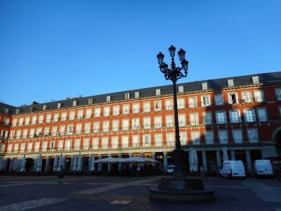 スペインに行ってきました。その1