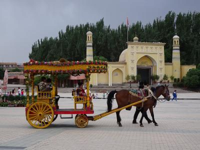 中国シルクロードの旅#5 カシュガルに到着して観光、そして帰国 (2018年5月)