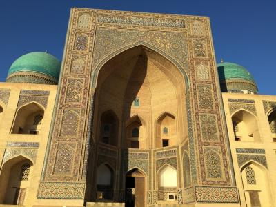 ウズベキスタン-ブハラ