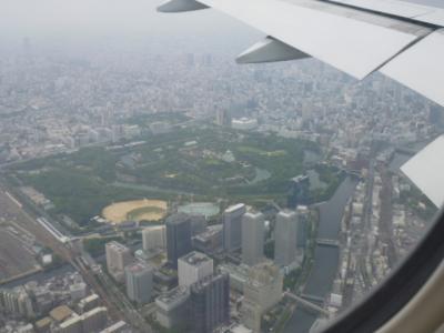 懐かしい大阪でうろうろ