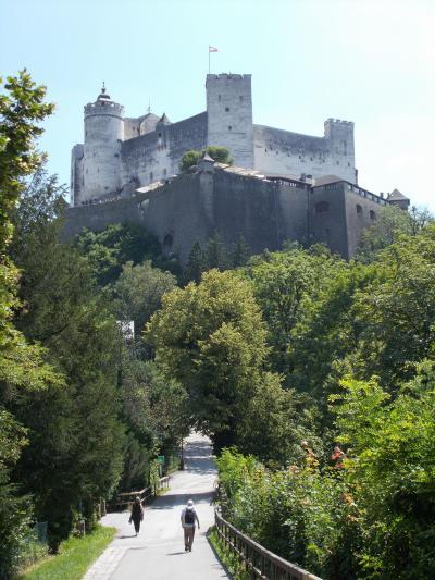 オーストリア横断とちょっとチェコ1人旅⑤~ザルツブルク編PART1~