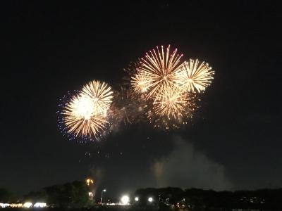 大和田花火大会 in 2018!