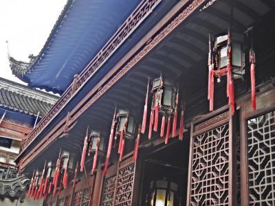 女子旅in上海(1日目)~出発・上海の街をぶらぶら~