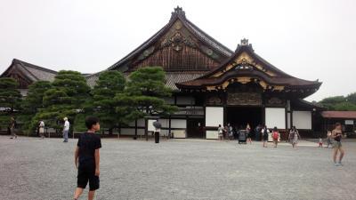 《3》真夏の京都 ごほうびたび。