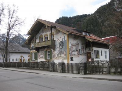 2018年 アルザス・スイス・南ドイツの旅 ⑫オーバーアマガウ