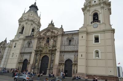 リマの旧市街、歴史地区