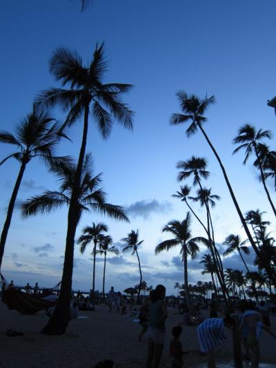 8歳児(小2)と行くハワイ旅行 Vol.1:1日目