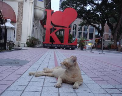 ⑥子連れ二人旅!猫ちゃん探しにランカウイ島での夏休み+クアラルンプール1泊(エアアジア利用)+のお土産(完)