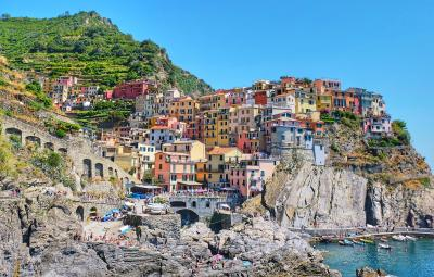 北イタリア湖水地方を巡る旅  <3> 憧れのチンクエ・テッレへ【マナローラ~リオマッジョーレ編】