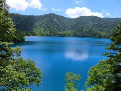 夏の志賀高原一人旅 (2日目) 池巡りハイキングコース