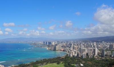 Hawaii3泊5日アラサー夫婦旅 3~4日目