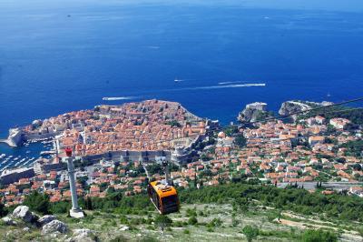 古希記念旅 クロアチア・スロベニアを巡る 5日目 アドリア海の真珠と謳われる風光明媚なドゥブロヴニク