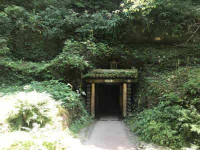 2018年 夏 松江の学会ついでに石見銀山行ってきた。