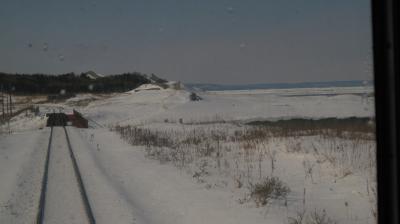 流氷を見に北海道へ二泊三日のツアーで行ってきた~三日目