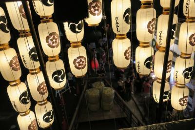 祇園祭 前祭 宵々々山