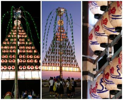 富山県魚津市ユネスコ無形文化遺産「たてもん祭」を見る