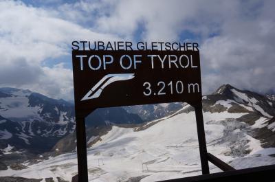 2018 初チロルハイキング! オーストリア列車の旅11日間♪③「TOP・OF・TYROL]