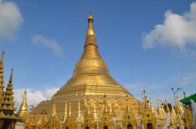 バガン・ヤンゴンの3泊5日の旅 1日目「ヤンゴン」