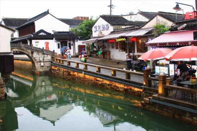 上海ウラジオ陸路旅【2】蘇州の平江路歴史街区でのんびり