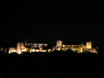 スペインほぼ一人旅 in 2014 ~3日目/アルハンブラ宮殿観光~