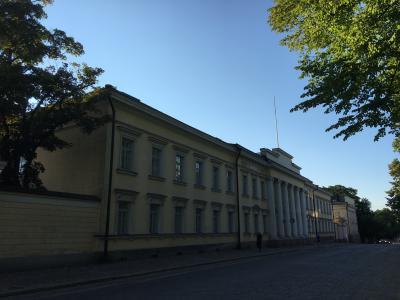 バルト三国 ヘルシンキの旅⑫タリンからヘルシンキへ。30年ぶりに友人と再会。市場めぐり。