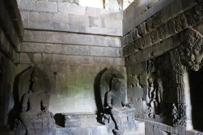 インドネシア・ラヤ! 5日目の2 プランバナン寺院群~ボロブドゥールへ
