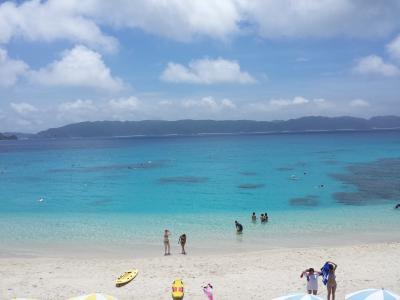 待ち焦がれた阿嘉島へ~3日目みつしまで座間味島初上陸