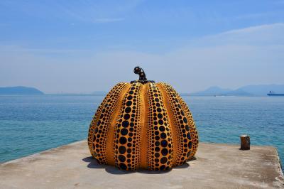 【週末旅行】高松・直島でアートに浸る1泊2日