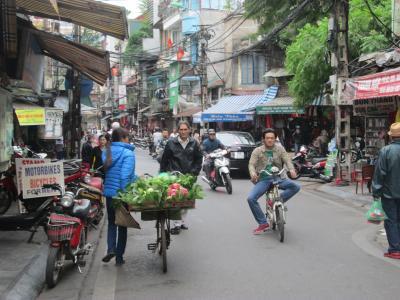 2016秋ベトナムその2市内観光開始